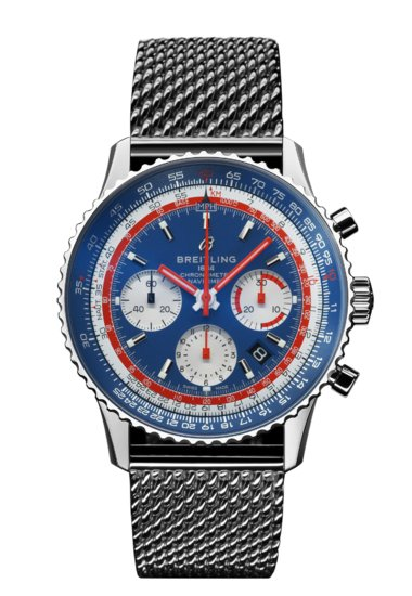 Navitimer 1 B01 Chronograph 43 Airline Edition - PAN AM - AB01212B1C1A1