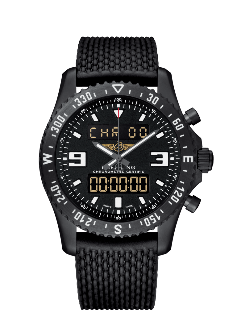 Chronospace Military - M78367101B1S1