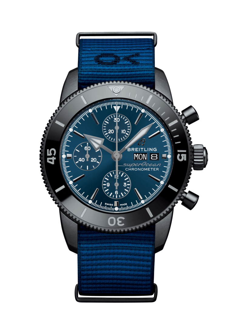 Superocean Heritage Chronograph 44 Outerknown - M133132A1C1W1