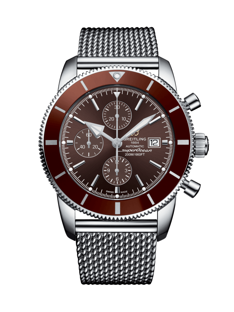 Superocean Heritage Chronograph 46 - A13312331Q1A1