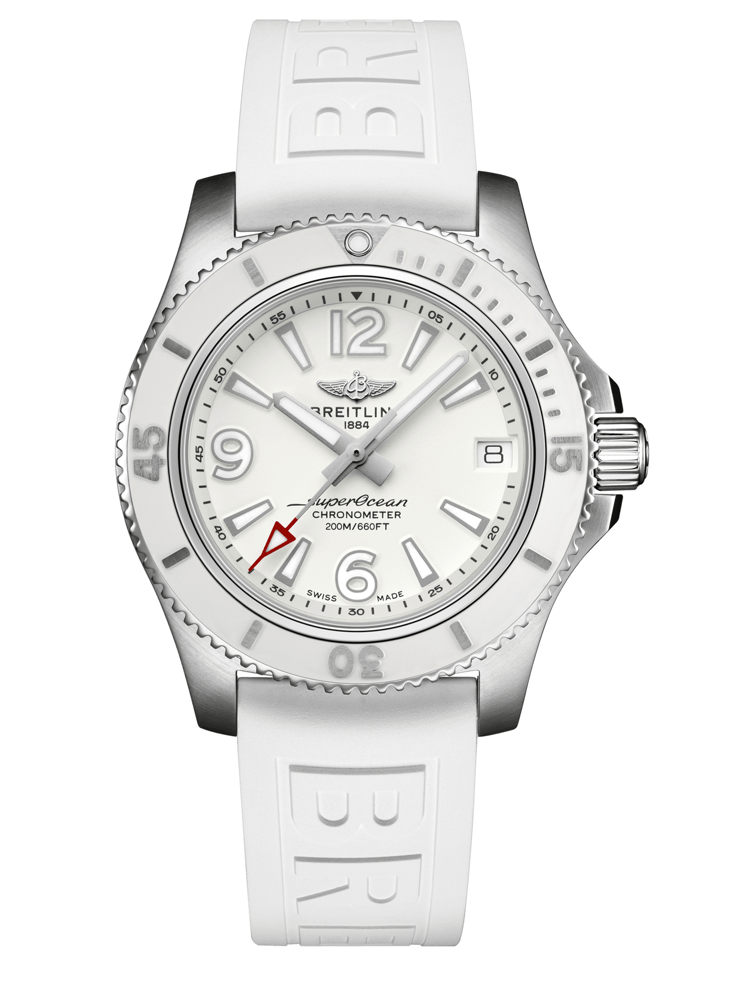 Breitling Superocean Automatic 36 Front