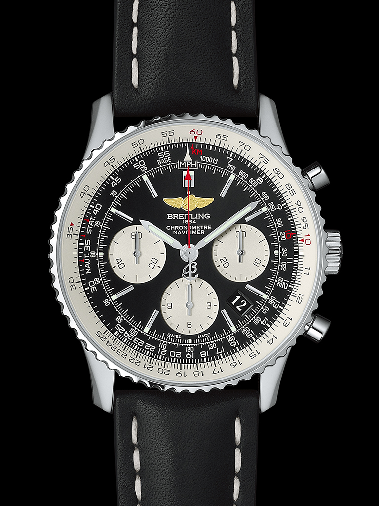Breitling navitimer retail price for Retail price watches